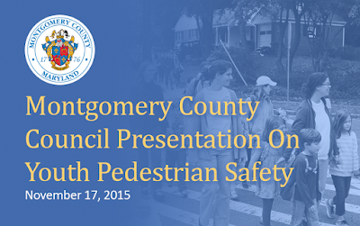 Youth Pedestrian Safety Presentation