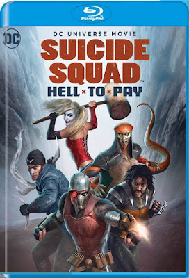 Suicide Squad Hell To Pay 2018 BD25 Latino