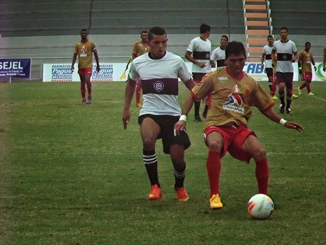 Manaus AM - Um Rio Negro AM renovado por ter conquistado sua primeira  vitória na competição recebeu o Princesa do Solimões AM abatido pela derrota  em casa ... ccdf8fabcda9b