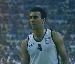 Nikos Galis, Hellas, Grecia, 1987