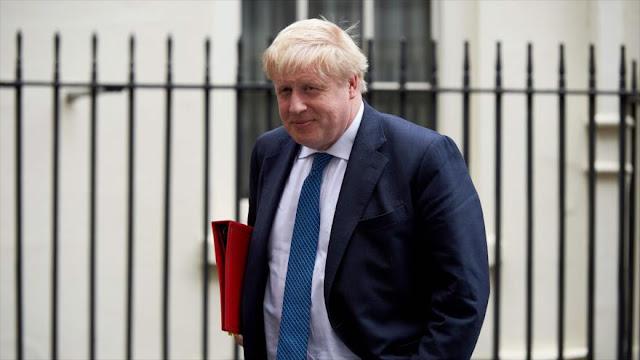 Reino Unido teme represalia de Rusia tras ataques a Siria