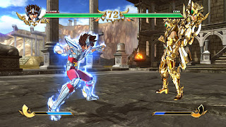 Saint Seiya: Soldiers Soul (PC) 2015