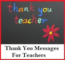 Thank you messages teachers m4hsunfo