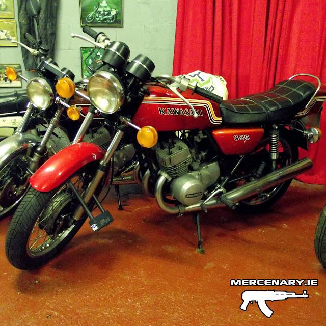 Mercenary Garage: Museum