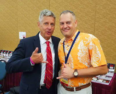Gary Johnson and Gregory Arianoff