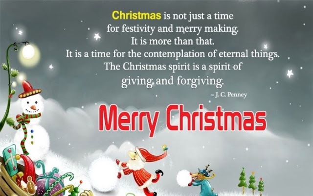 Poems On Christmas
