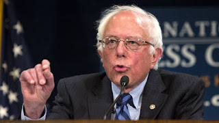 Sanders to Trump: 'We are going to hold you to account'