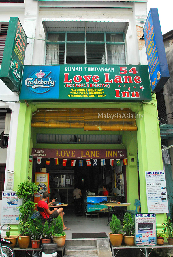 Penang Love Land Hostel
