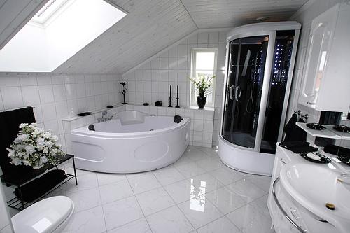 Home Decor Ideas: Modern House Decoration Ideas Bathroom