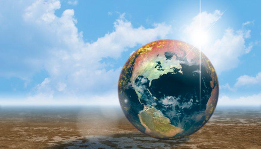 Efectos del Calentamiento global y Cambio Climático en el Medio Ambiente