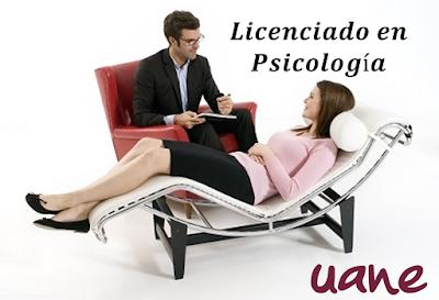 Admisiones 2018.- Licenciado en Psicología en Uane Matamoros