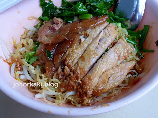 Thai-Braised-Pork-Leg-Rice-Kao-Ka-Moo-ข้าวขาหมู