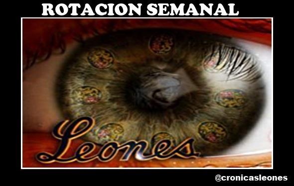 Mira la Rotacion NOVENA Semana (Horario-Canal TV) @caraquistas #LVBP ...