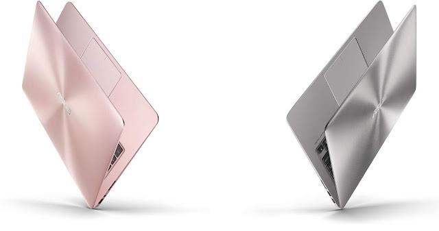 Asus ZenBook UX410 chính thức ra mắt, mỏng 1,8cm, Full-HD, cấu hình mạnh