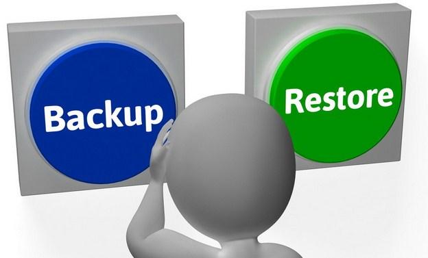 Pengertian Singkat Tentang BackUp Dan Restore Data