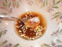 Satay de pollo (saté de pollo)