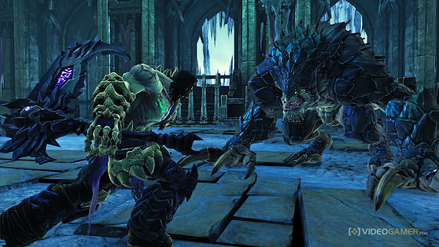 Darksiders II PC Free Download Screenshot 1