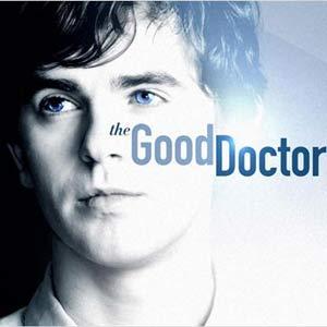 Poster da série The Good Doctor
