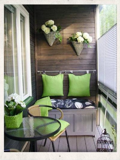 ιδεες διακοσμησης με χρωμα για κηπο μπαλκονι,καλοκαιρινη διακοσμηση,χειροποιητη διακοσμηση για κηπο μπαλκονι