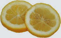Lemons remove toxins from your body while you are detoxing