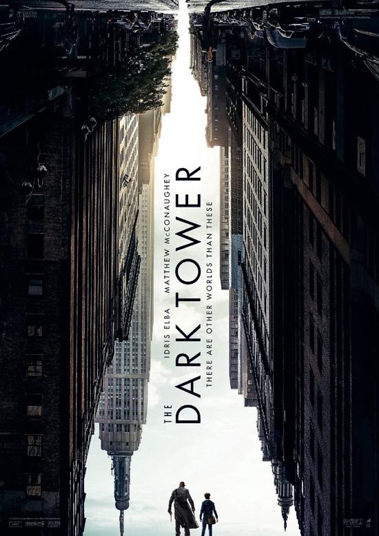 La Tour Sombre : l'affiche du film révélée !