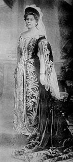 Anna Aleksandrovna Vyrubova
