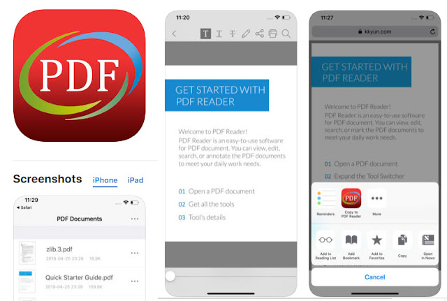 PDF Reader - Edit And Scan