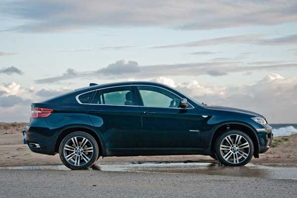 Gero Car News The New Bmw X6 In South Africa