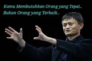 Kata-Kata Bijak Jack Ma