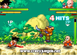 Juega Dragon Ball: Fierce Fighting 1.7