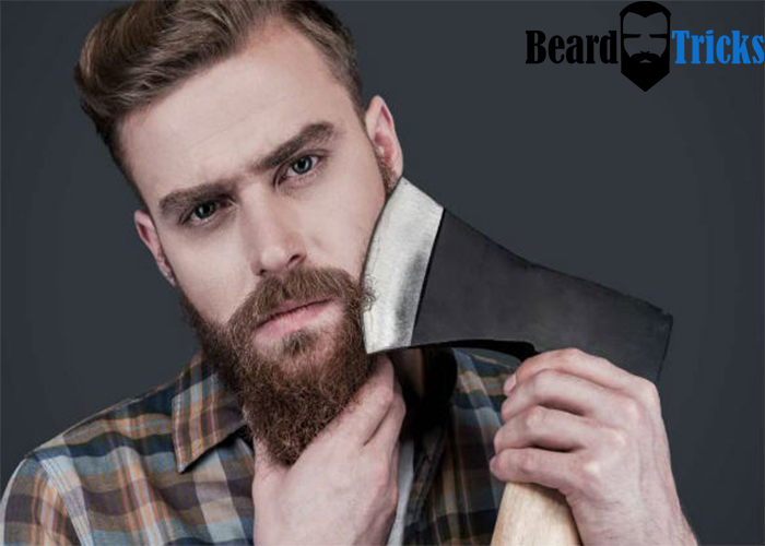 how to trim a beard should you use scissors or a beard trimmer beard tricks. Black Bedroom Furniture Sets. Home Design Ideas