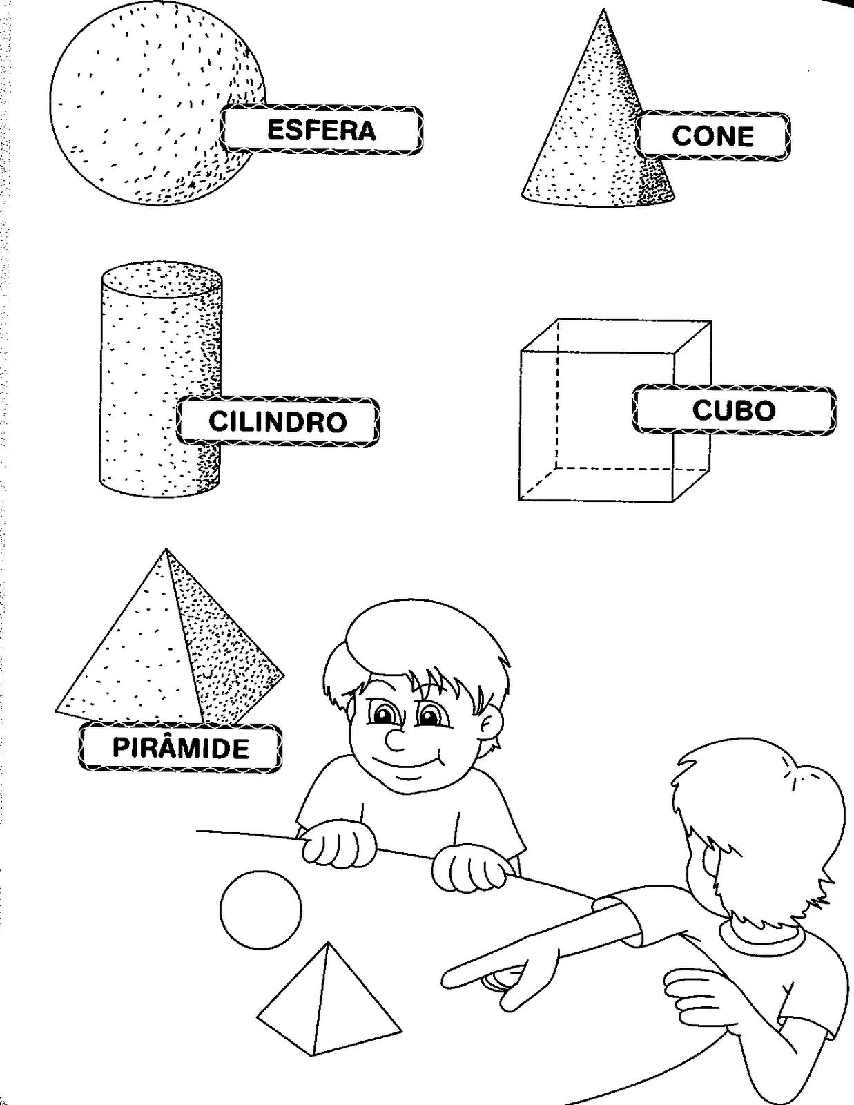 O Mundo Colorido Matematica