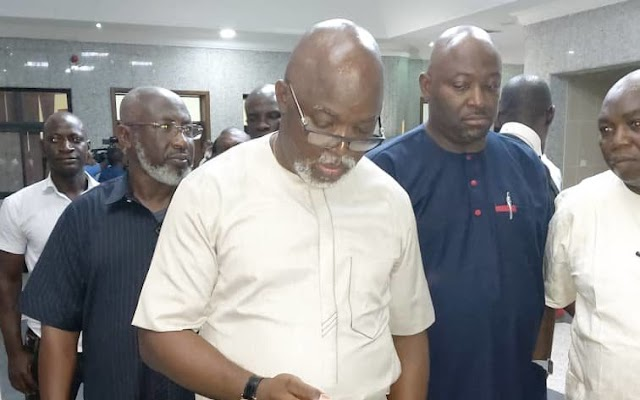 FG Withdraws corruption charges against Pinnick