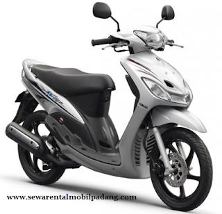 Sewa Motor Mio Palembang