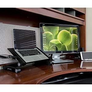 Portable Adjustable Aluminum Laptop Desk