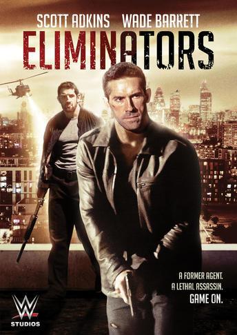 Eliminators [2016] [DVDR] [NTSC] [Subtitulado]