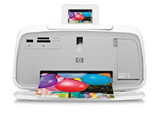 Image HP Photosmart A536 Printer