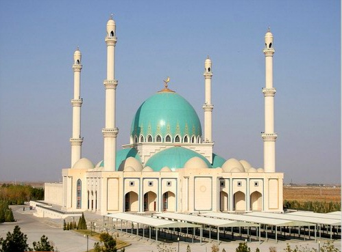 Gambar Masjid Yang Indah dan Unik  Kumpulan Gambar