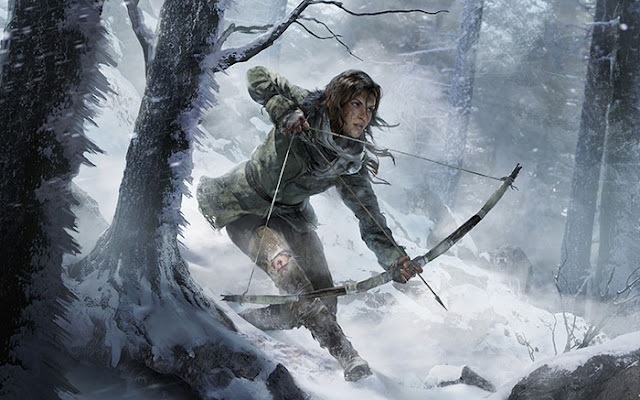 Tomb Raider 1654 Wallpaper Engine