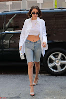 Bella Hadid in 3 4th Jeans In New York ~  Exclusive 005.jpg