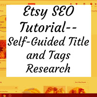 How to do Etsy SEO and etsy shop tips
