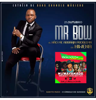 Mr Bow - Hiwena (2018) [DOWNLOAD Mp3]