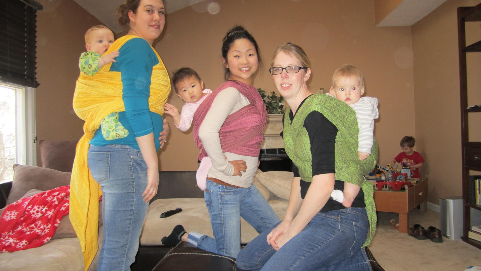 The Mom Informed Gallery Of Babywearing