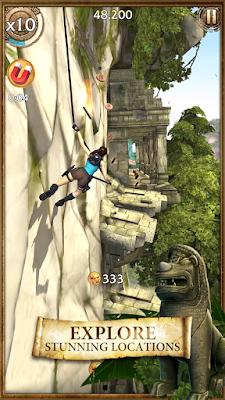 Game Lara Croft Relic Run v1.8.88 MOD APK+DATA