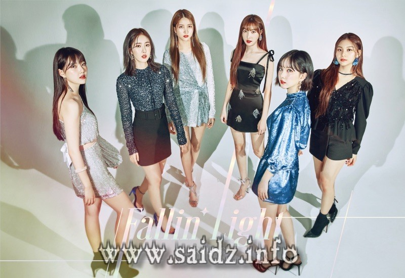 [Album] GFRIEND – Fallin' Light (Japanese)