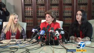 Alleged Victims Of Marines Nude Photo Scandal Speak Out Alongside Gloria Allred