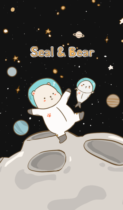 Seal and Bear in the Galaxy