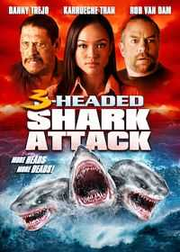 Download 3 Headed Shark Attack 2015 300mb Dual Audio 480p