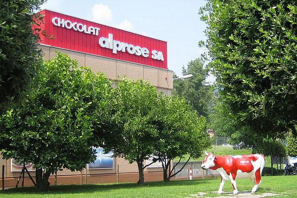 مصنع شوكولاتة آل بروسي