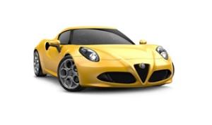 Alfa Romeo 4 C    Mulai dari $ 57,495